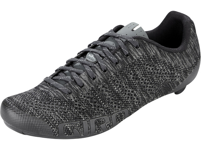 Giro Empire E70 Knit Shoes Herre black/charcoal heather